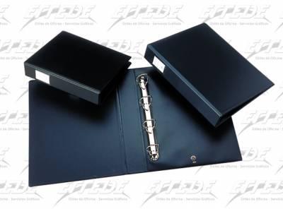 CARPETA  CLINGSOR PLAST 2A L5 A4 45-4