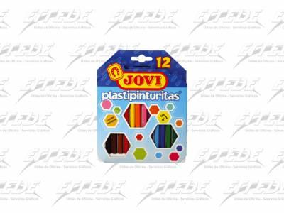 PINTURITAS PLASTICAS JOVI X 12 CORTO