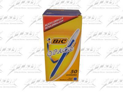 BOLIGRAFO BIC 1 MM CLASSIC X 50 AZUL