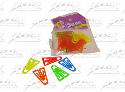 BROCHES CLIPS PLASTICO GUSTI TRIANG X 20