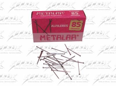 ALFILER NIQUELADA METALAR 85 GRS