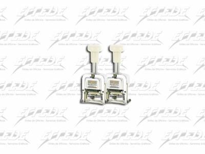 NUMERADORA AUTOMATICA MAX 607 6 DIGITOS