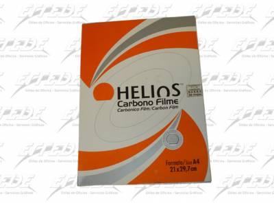 CARBONICO FILM HELIOS NEGRO X 50 A4