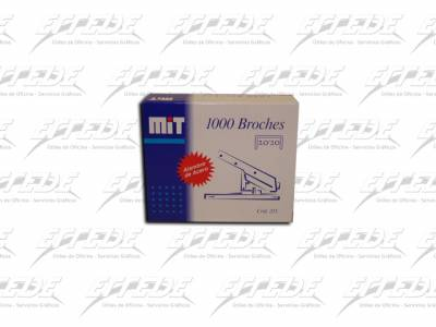 BROCHES  MIT 20/20 X 1000