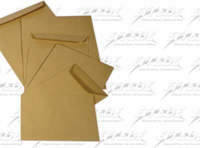 SOBRE BOL KRAFT MEDORO 370 X 450 *100