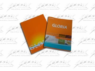 CUADERNO  T/FLEX GLORIA 48 HJ RAY