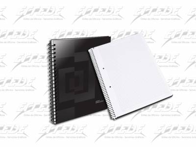 CUADERNO  C/ESP A4 EXECUTIVE 84 HJ RA