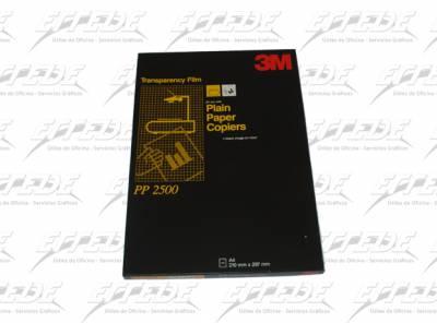 TRANSPARENCIA 3M FOT PP 2500 A4 100
